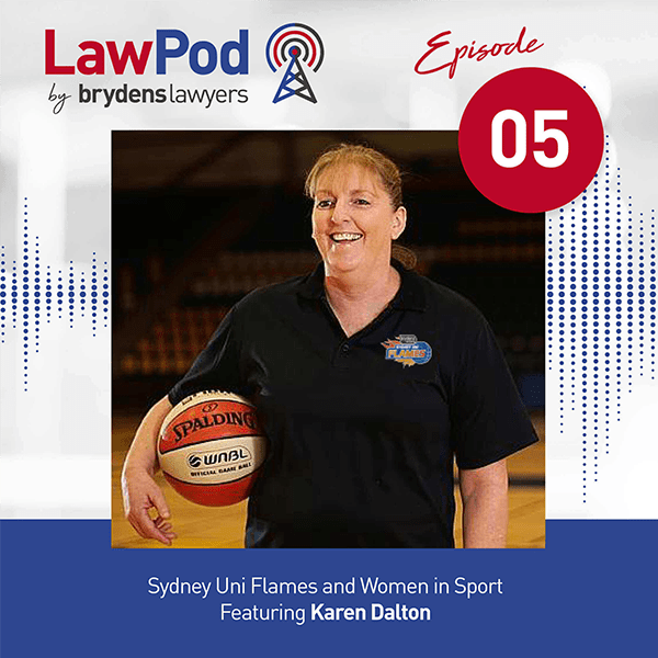 Sydney Uni Flames and Women in Sport Featuring Karen Dalton