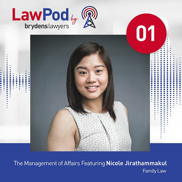 The Management of Affairs- Featuring Nicole Jirathammakul