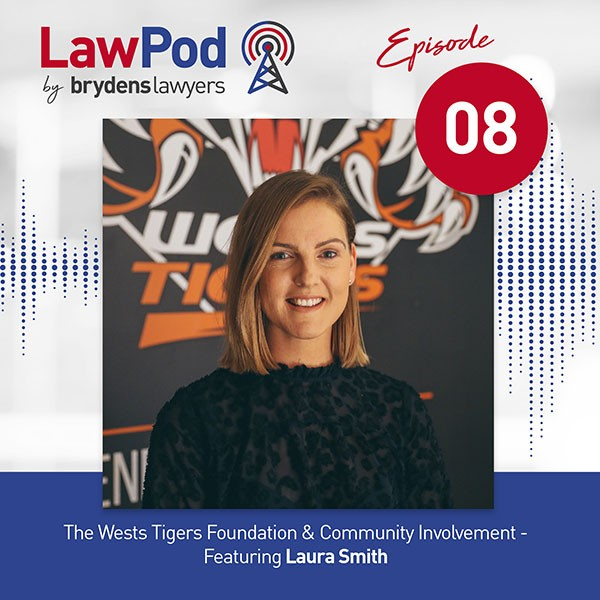 The Wests Tigers Foundation & Community Involvement- Featuring Laura Smith