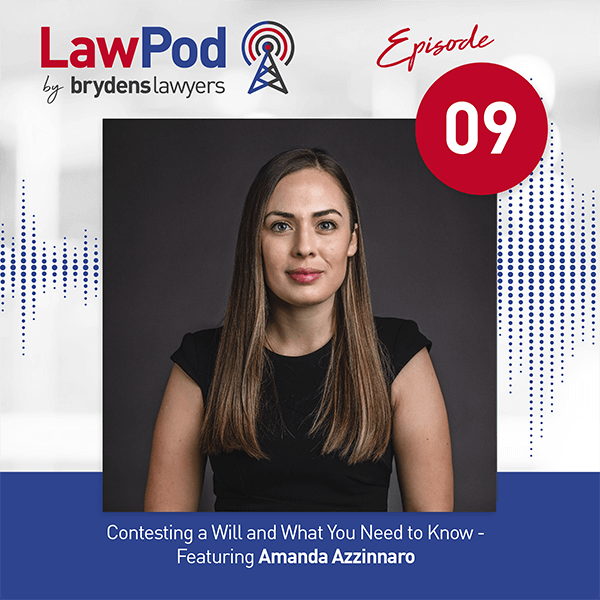 Contesting a Will and What You Need to Know Featuring Amanda Azzinaro