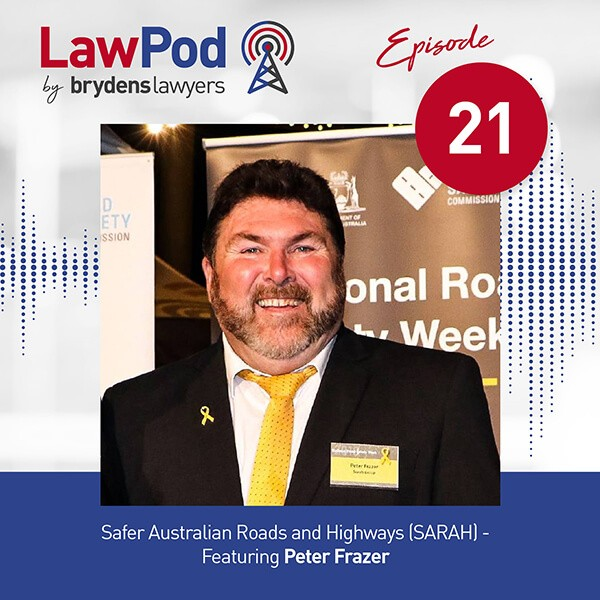Lawpod – the reason behind the formation of SARAH group, what they have managed to achieve as an organisation, and the events that take place during National Road Safety Week.