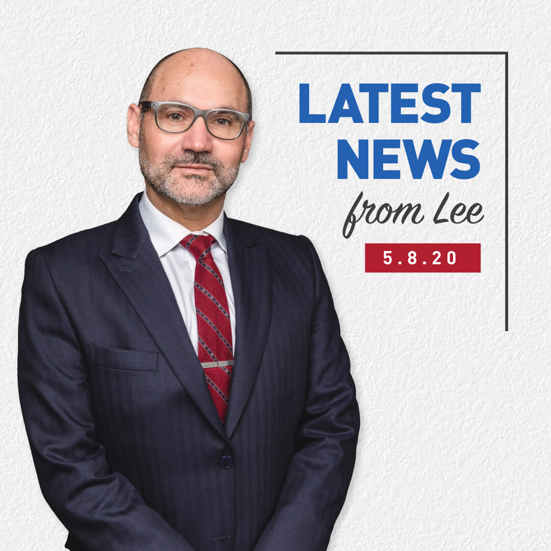 Free legal advice, Latest News From Lee 13th August 2020, Brydens Lawyers