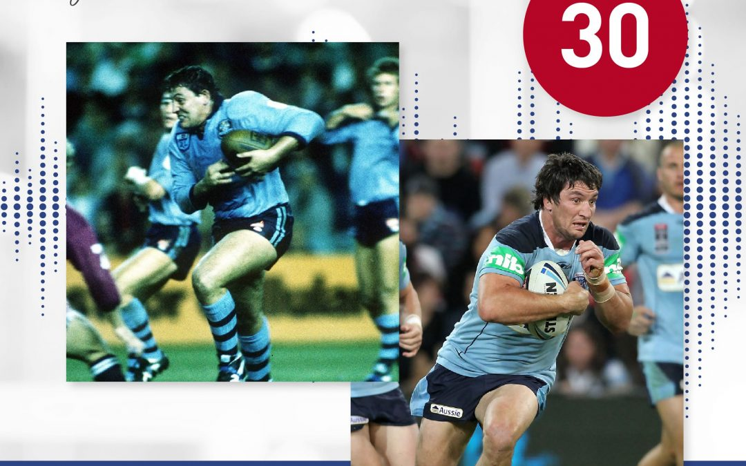 Lawpod –  NSW Blues Legends (Part 1)- Featuring Nathan Hindmarsh and Steve 'Blocker' Roach