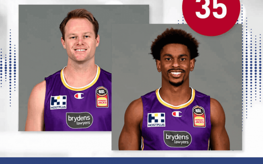 Lawpod –  The Brydens Lawyers Sydney Kings Player Podcast! – Featuring Casper Ware and Brad Newley