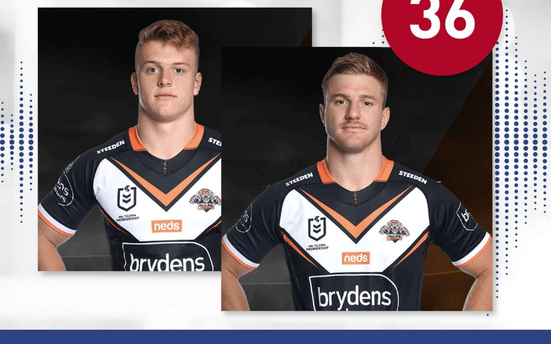 Lawpod – In this week's edition of LawPod; Lee is joined by Wests Tigers players Luke Garner and Reece Hoffman!