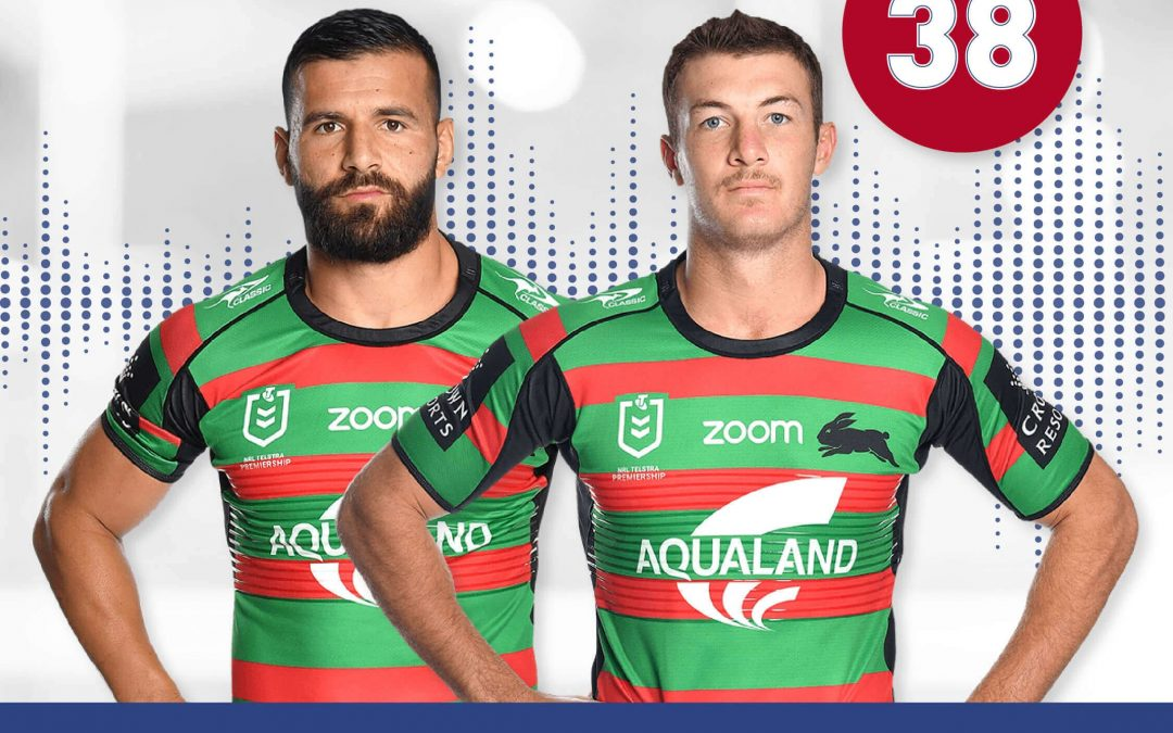 The South Sydney Rabbitohs Player Podcast! Featuring Campbell Graham and Josh Mansour