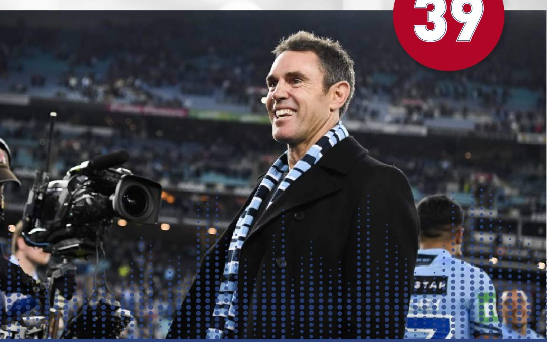 The Life and Times of Freddy! Featuring Brad Fittler