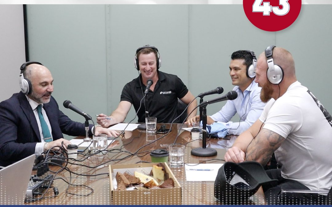 NSW Blues Legends Podcast! (Part #3)- Featuring Luke Lewis, Craig Wing, and Steve Menzies